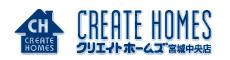 ㈱クリエイトホームズ 宮城中央店ロゴ